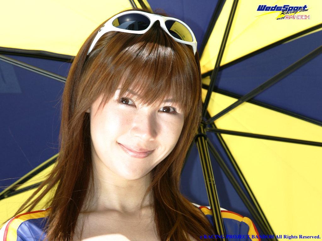 shiori suwano rika nishimura Rika Satoh Race Queen Of The RACING PROJECT BANDOH.