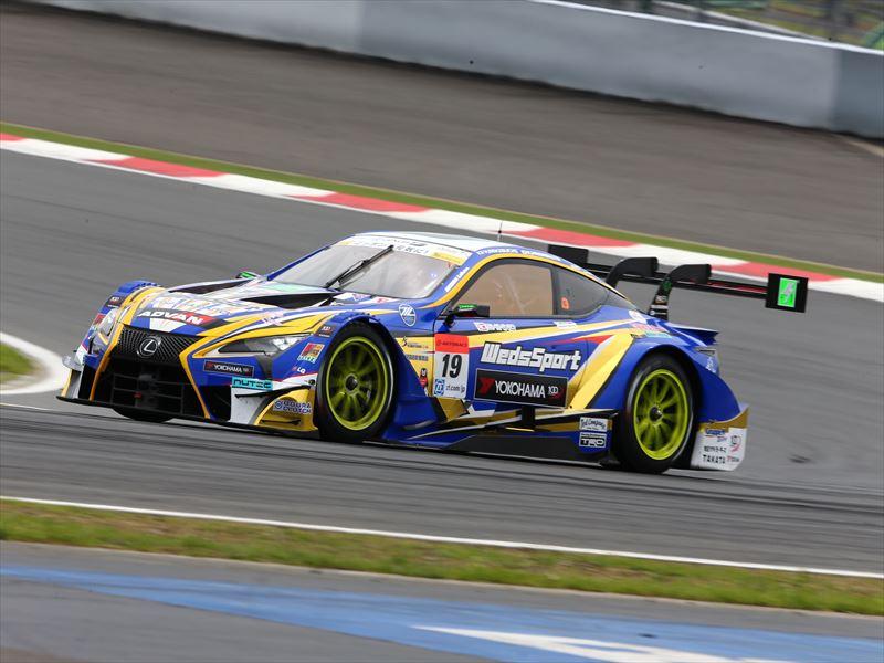 racing project bandoh race round 2 fuji race report